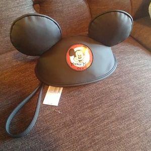 Disney Mickey Mouse Club Wrislet/Wallet